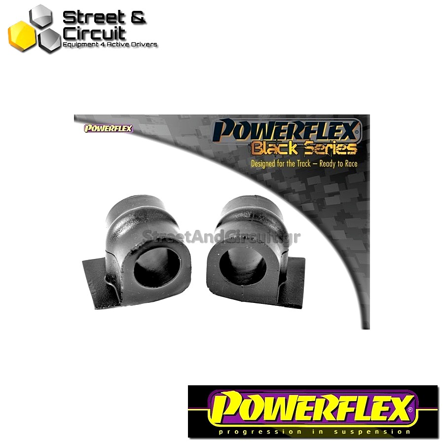 | ΑΡΙΘΜΟΣ ΣΧΕΔΙΟΥ 3 | - Powerflex BLACK SERIES *ΣΕΤ* Σινεμπλόκ - Calibra (1989-1997) - Front Anti Roll Bar Mount 22mm Code: PFF80-403-22BLK