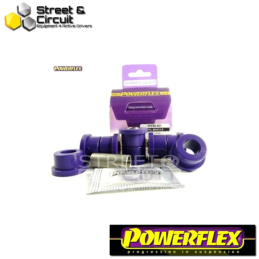 | ΑΡΙΘΜΟΣ ΣΧΕΔΙΟΥ 1 | - Powerflex ROAD *ΣΕΤ* Σινεμπλόκ - Manta B - Front Upper Wishbone Bush Code: PFF80-601