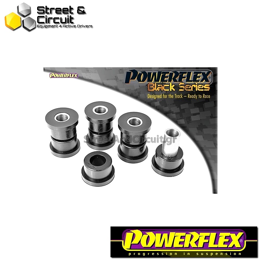 | ΑΡΙΘΜΟΣ ΣΧΕΔΙΟΥ 1 | - Powerflex BLACK SERIES *ΣΕΤ* Σινεμπλόκ - Manta B - Front Upper Wishbone Bush Code: PFF80-601BLK