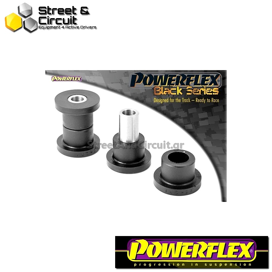 | ΑΡΙΘΜΟΣ ΣΧΕΔΙΟΥ 1 | - Powerflex BLACK SERIES *ΣΕΤ* Σινεμπλόκ - New Beetle & Cabrio (1998-onwards) - Front Wishbone Front Bush Code: PFF85-201BLK