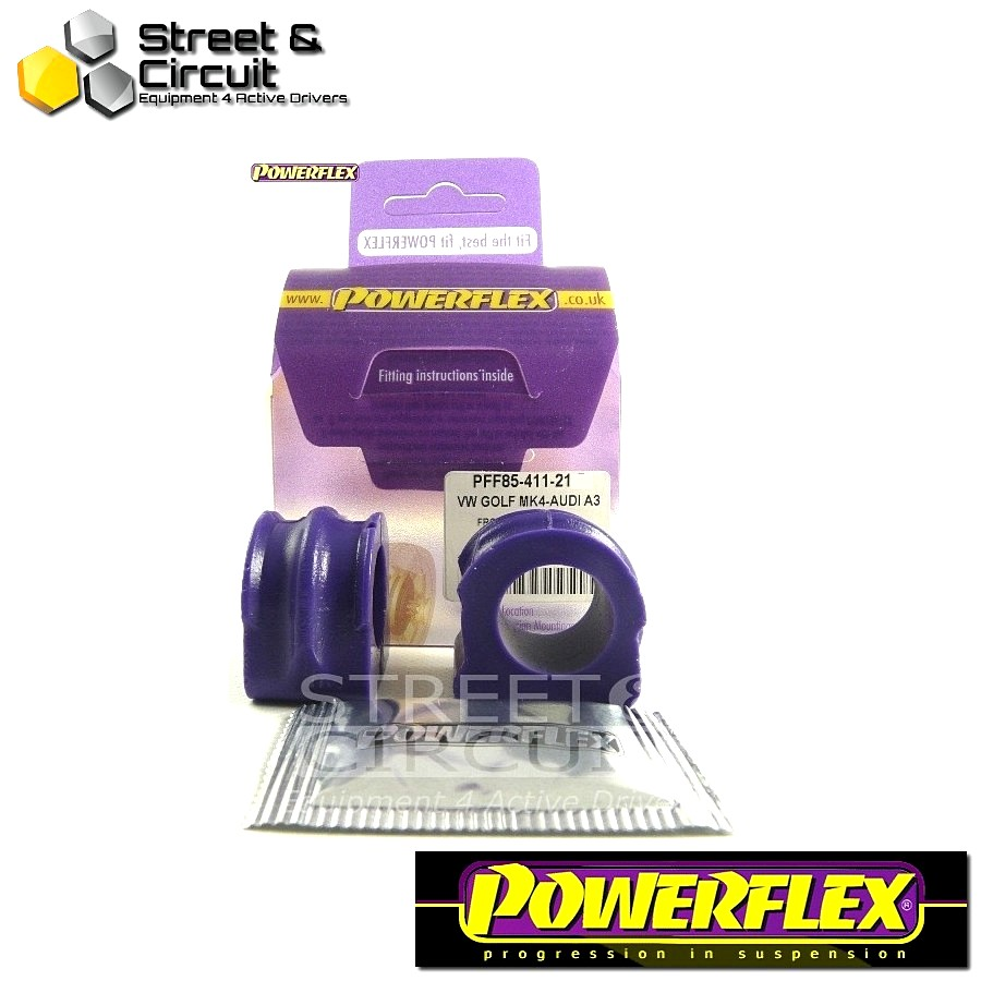 | ΑΡΙΘΜΟΣ ΣΧΕΔΙΟΥ 3 | - Powerflex ROAD *ΣΕΤ* Σινεμπλόκ - Octavia Mk1 Typ 1U (1996-2004) - Front Anti Roll Bar Mount Code: PFF85-411-21
