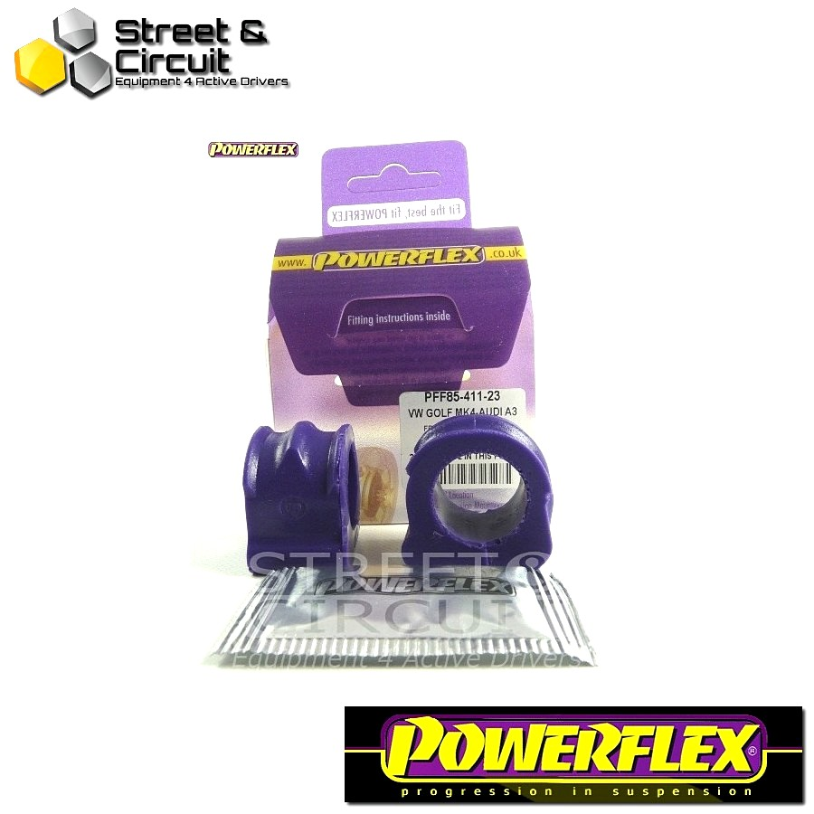 | ΑΡΙΘΜΟΣ ΣΧΕΔΙΟΥ 3 | - Powerflex ROAD *ΣΕΤ* Σινεμπλόκ - Octavia Mk1 Typ 1U (1996-2004) - Front Anti Roll Bar Mount Code: PFF85-411-23