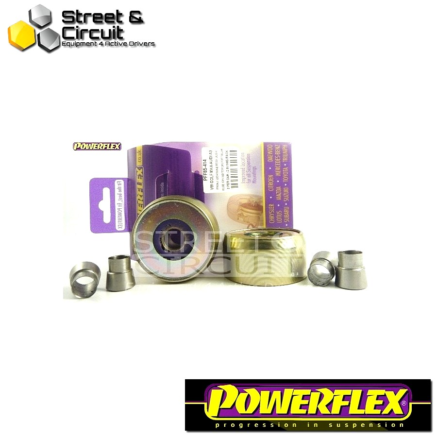 | ΑΡΙΘΜΟΣ ΣΧΕΔΙΟΥ 2 | - Powerflex ROAD *ΣΕΤ* Σινεμπλόκ - New Beetle & Cabrio (1998-onwards) - Front Wishbone Rear Bush (Race Use) Code: PFF85-414