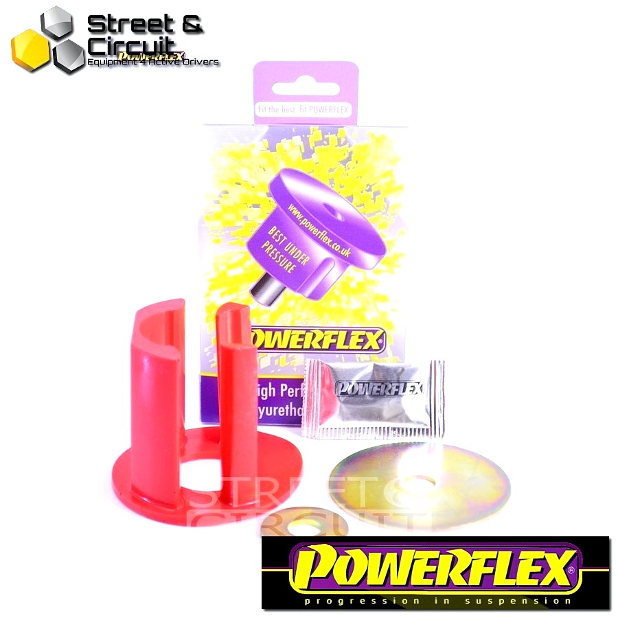 | ΑΡΙΘΜΟΣ ΣΧΕΔΙΟΥ 4 | - Powerflex ROAD *ΣΕΤ* Σινεμπλόκ - Octavia Mk2 1Z (2004-) - Lower Engine Mount Insert (Large) Diesel  Code: PFF85-504R