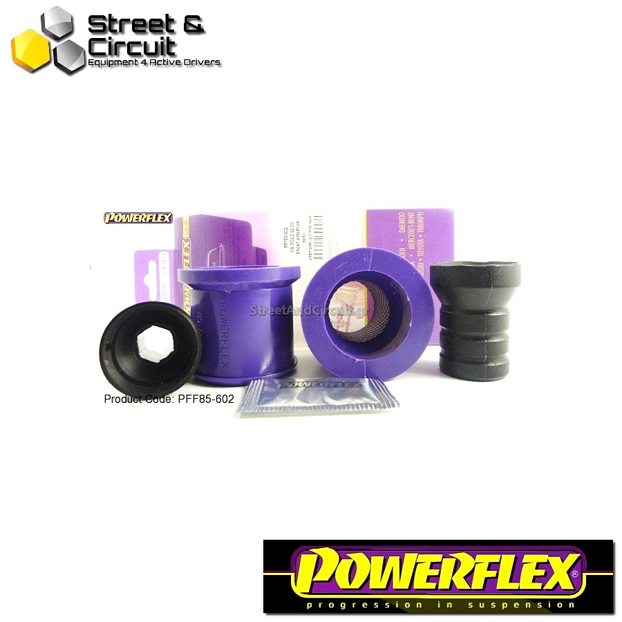 | ΑΡΙΘΜΟΣ ΣΧΕΔΙΟΥ 2 | - Powerflex ROAD *ΣΕΤ* Σινεμπλόκ - Polo 9N/9N3 (2002 - 2008) - Front Wishbone Rear Bush  Code: PFF85-602
