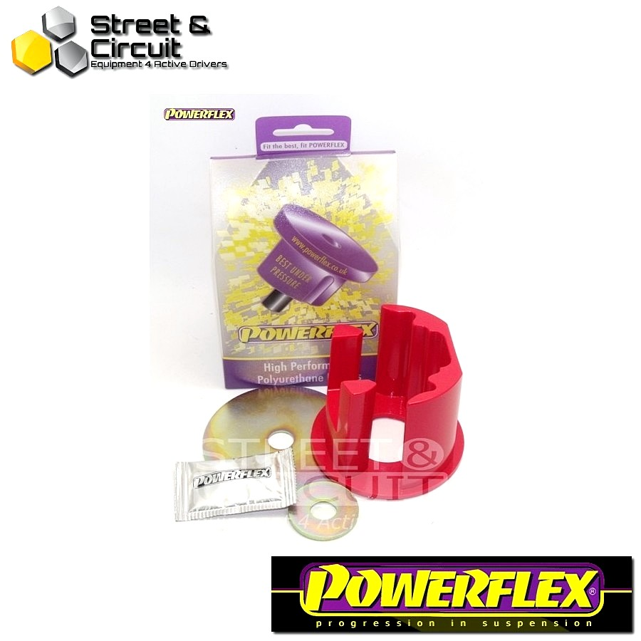 | ΑΡΙΘΜΟΣ ΣΧΕΔΙΟΥ 4 | - Powerflex ROAD *ΣΕΤ* Σινεμπλόκ - Octavia Mk2 1Z (2004-) - Lower Engine Mount Insert (Large) Diesel Code: PFF85-704R