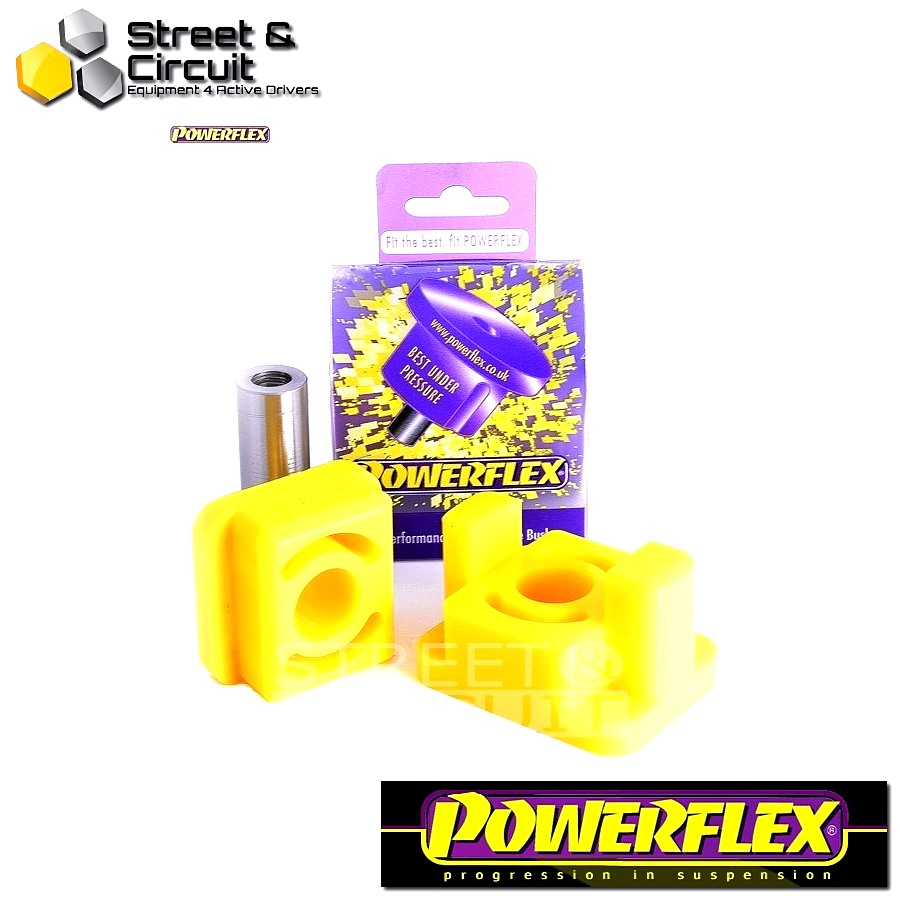| ΑΡΙΘΜΟΣ ΣΧΕΔΙΟΥ 12 | - Powerflex ROAD *ΣΕΤ* Σινεμπλόκ - S60 (2001-2010), V70-Mk2, S80-Mk1 (2000-on) - Upper Engine Mount Cross Shape Diesel Code: PFF88-623