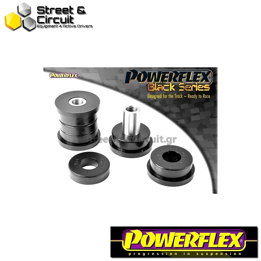 | ΑΡΙΘΜΟΣ ΣΧΕΔΙΟΥ 4 | - Powerflex BLACK SERIES *ΣΕΤ* Σινεμπλόκ - Sud, Sprint, 33 - Rear Beam Link Location Bush Code: PFR1-111BLK