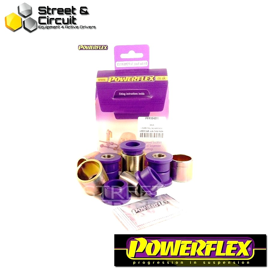 | ΑΡΙΘΜΟΣ ΣΧΕΔΙΟΥ 11 | - Powerflex ROAD *ΣΕΤ* Σινεμπλόκ - S40 (2004 onwards) - Rear Lower Trailing Arm Bush Code: PFR19-811
