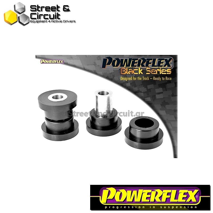 | ΑΡΙΘΜΟΣ ΣΧΕΔΙΟΥ 12 | - Powerflex BLACK SERIES *ΣΕΤ* Σινεμπλόκ - S2000 - Rear Lower Wishbone Bush Rear Code: PFR25-212BLK