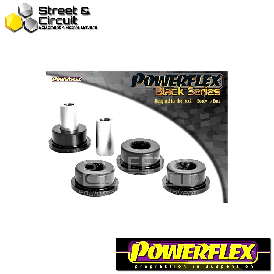 | ΑΡΙΘΜΟΣ ΣΧΕΔΙΟΥ 22 | - Powerflex BLACK SERIES *ΣΕΤ* Σινεμπλόκ - CR-V (2002 - 2006) - Rear Lower Arm Outer Front Bush Code: PFR25-322BLK