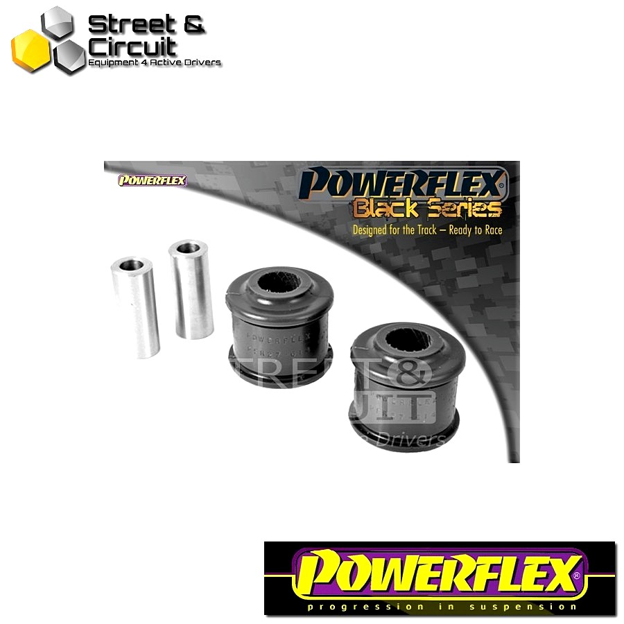 | ΑΡΙΘΜΟΣ ΣΧΕΔΙΟΥ 14 | - Powerflex BLACK SERIES *ΣΕΤ* Σινεμπλόκ - F Type (2013-) - Rear Upper Arm Rear Bush Code: PFR27-614BLK