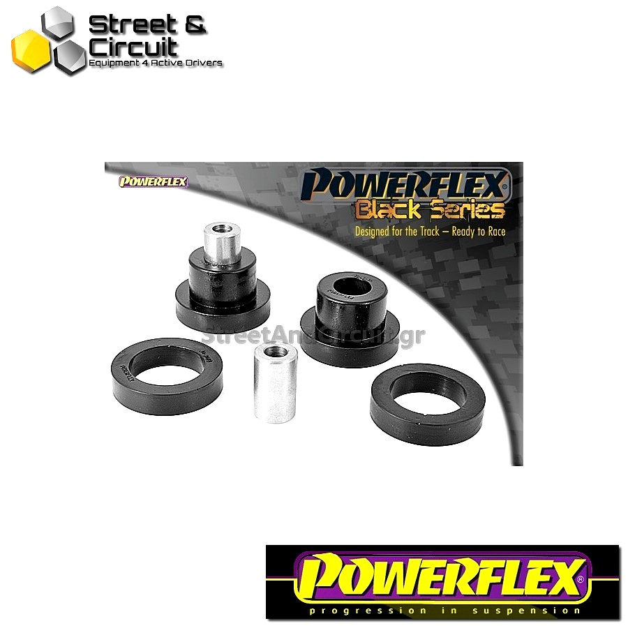 | ΑΡΙΘΜΟΣ ΣΧΕΔΙΟΥ 3 | - Powerflex BLACK SERIES *ΣΕΤ* Σινεμπλόκ - Integrale 16v - Rear Tie Bar Front Bush Code: PFR30-307BLK
