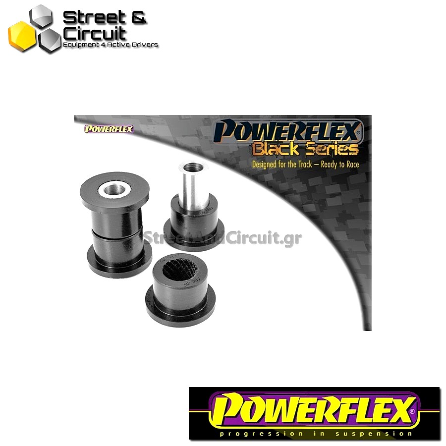 | ΑΡΙΘΜΟΣ ΣΧΕΔΙΟΥ 7 | - Powerflex BLACK SERIES *ΣΕΤ* Σινεμπλόκ - RX-8 - Rear Link Arm Inner Bush Code: PFR36-507BLK