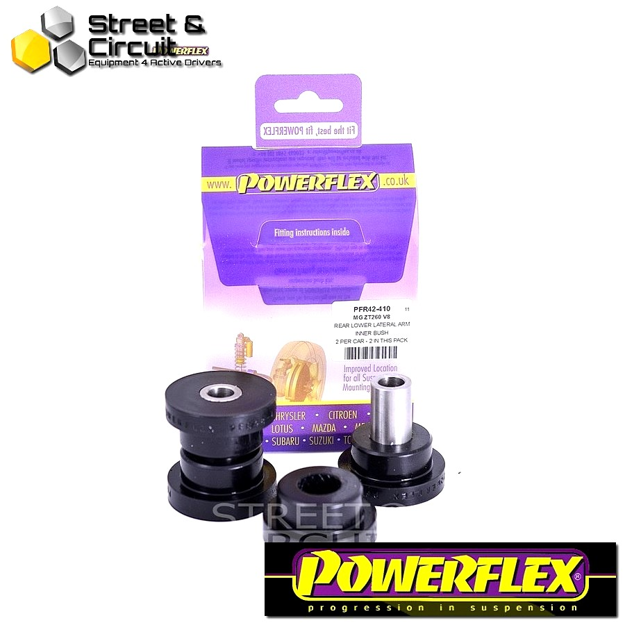 | ΑΡΙΘΜΟΣ ΣΧΕΔΙΟΥ 10 | - Powerflex ROAD *ΣΕΤ* Σινεμπλόκ - ZT 260 - Rear Lower Lateral Arm Inner Bush Code: PFR42-410