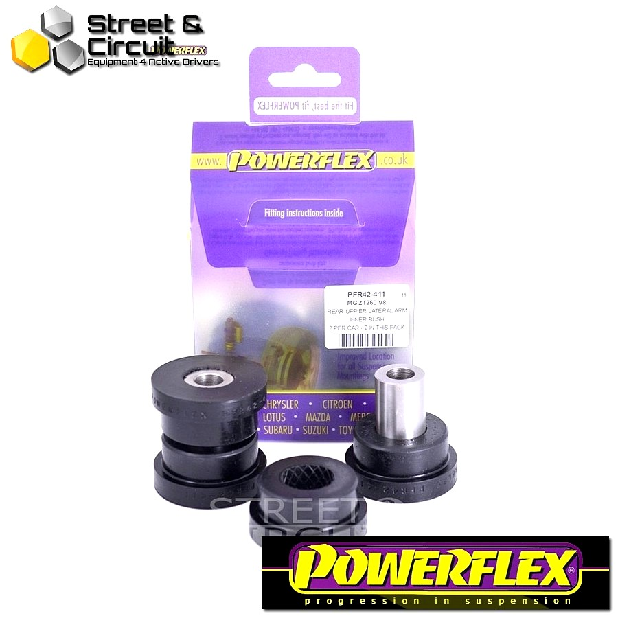 | ΑΡΙΘΜΟΣ ΣΧΕΔΙΟΥ 11 | - Powerflex ROAD *ΣΕΤ* Σινεμπλόκ - ZT 260 - Rear Upper Lateral Arm Inner Bush Code: PFR42-411