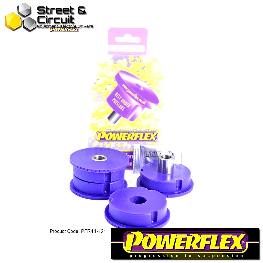 | ΑΡΙΘΜΟΣ ΣΧΕΔΙΟΥ 15 | - Powerflex ROAD *ΣΕΤ* Σινεμπλόκ - Lancer Evolution 8-9 (inc 260) - Rear Diff Mount Rear Bush Code: PFR44-121
