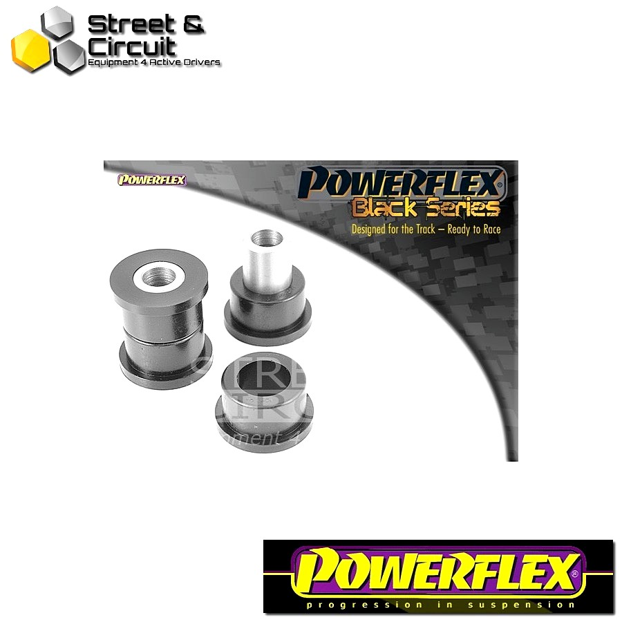 | ΑΡΙΘΜΟΣ ΣΧΕΔΙΟΥ 10 | - Powerflex BLACK SERIES *ΣΕΤ* Σινεμπλόκ - Skyline GTR R32, R33, GTS/T - Rear Toe Link Outer Bush Code: PFR46-208BLK