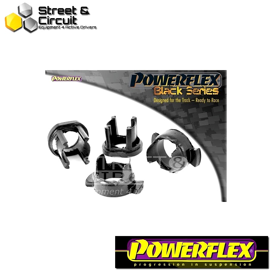 | ΑΡΙΘΜΟΣ ΣΧΕΔΙΟΥ 11 | - Powerflex BLACK SERIES *ΣΕΤ* Σινεμπλόκ - 206 - Rear Beam Rear Bush Insert Code: PFR50-413BLK