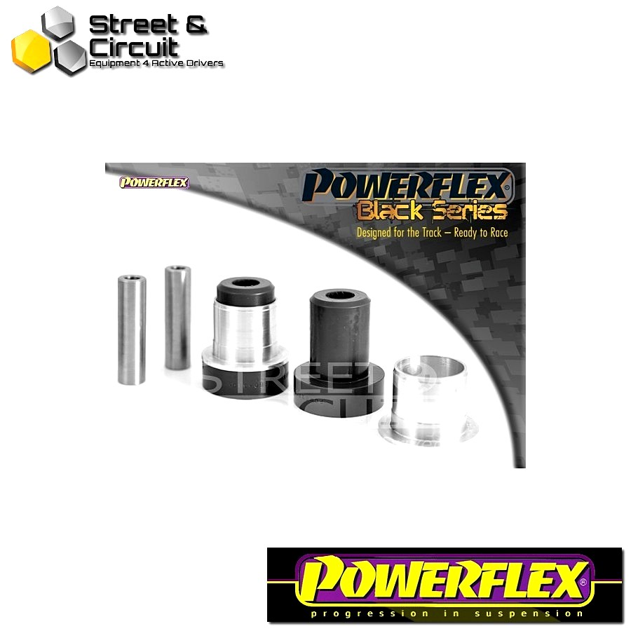 | ΑΡΙΘΜΟΣ ΣΧΕΔΙΟΥ 10 | - Powerflex BLACK SERIES *ΣΕΤ* Σινεμπλόκ - Clio II (inc 172 & 182) - Rear Beam Mounting Bush Code: PFR60-310BLK