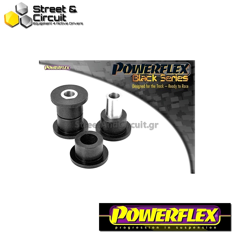| ΑΡΙΘΜΟΣ ΣΧΕΔΙΟΥ 7 | - Powerflex BLACK SERIES *ΣΕΤ* Σινεμπλόκ - 900 (1983-1993) - Rear Wishbone Front Mounting Bush Code: PFR66-410BLK