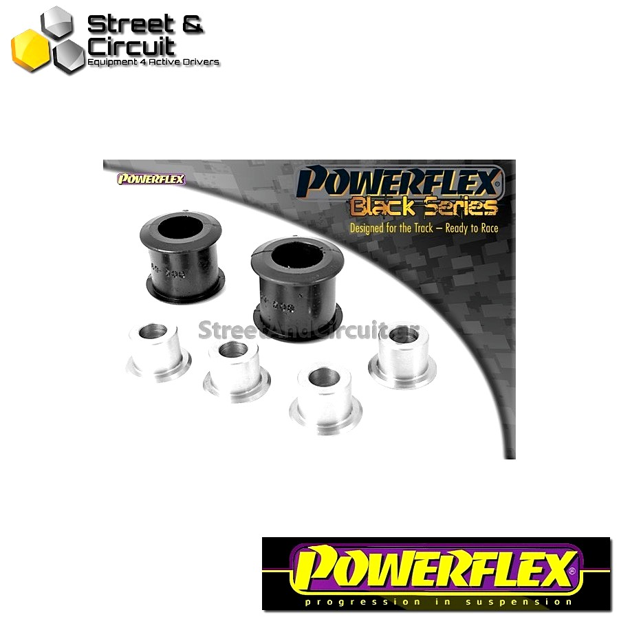 | ΑΡΙΘΜΟΣ ΣΧΕΔΙΟΥ 8 | - Powerflex BLACK SERIES *ΣΕΤ* Σινεμπλόκ - BRZ  - Rear Toe Adjuster Inner Bush Code: PFR69-508BLK