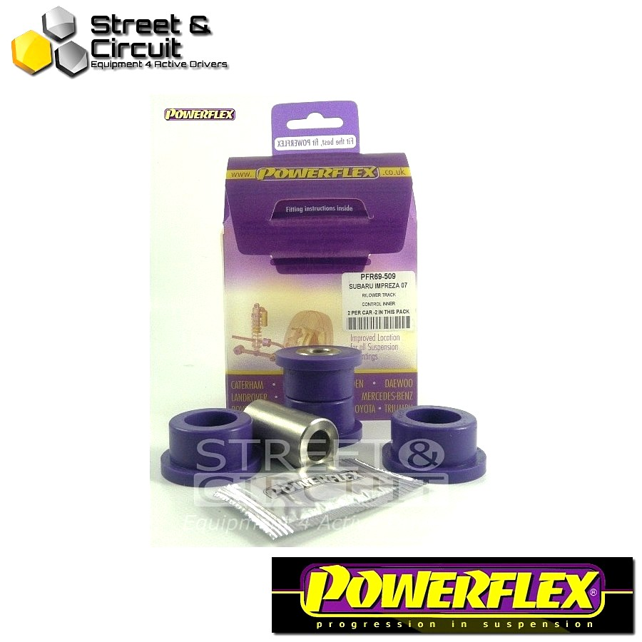 | ΑΡΙΘΜΟΣ ΣΧΕΔΙΟΥ 9 | - Powerflex ROAD *ΣΕΤ* Σινεμπλόκ - BRZ - Rear Lower Track Control Inner Bush Code: PFR69-509