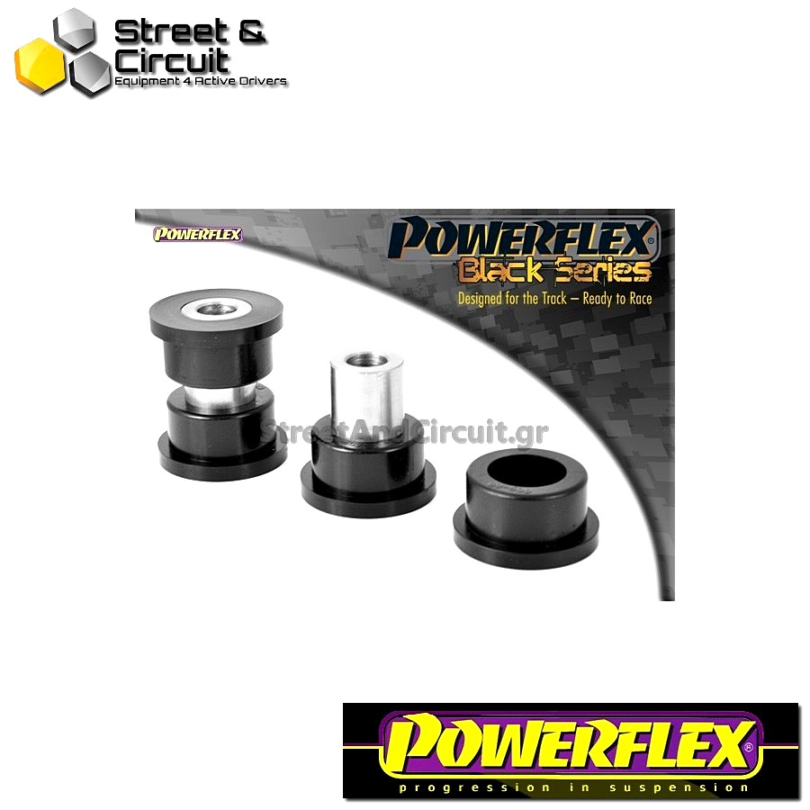 | ΑΡΙΘΜΟΣ ΣΧΕΔΙΟΥ 9 | - Powerflex BLACK SERIES *ΣΕΤ* Σινεμπλόκ - BRZ  - Rear Lower Track Control Inner Bush Code: PFR69-509BLK