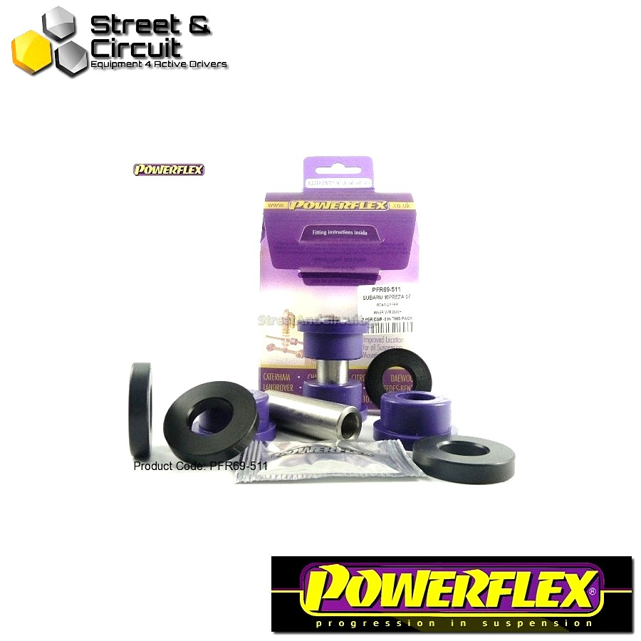 | ΑΡΙΘΜΟΣ ΣΧΕΔΙΟΥ 11 | - Powerflex ROAD *ΣΕΤ* Σινεμπλόκ - BRZ - Rear Upper Arm Inner Rear Bush Code: PFR69-511