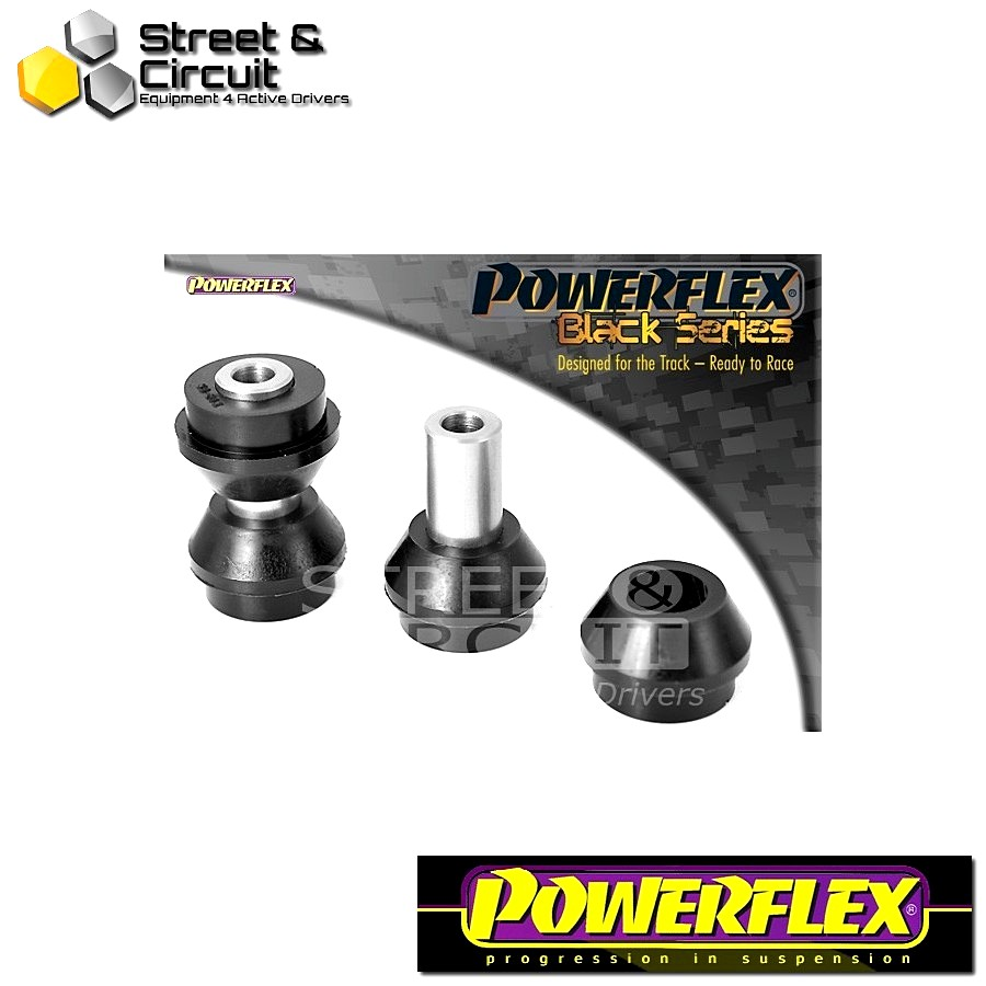 | ΑΡΙΘΜΟΣ ΣΧΕΔΙΟΥ 13 | - Powerflex BLACK SERIES *ΣΕΤ* Σινεμπλόκ - 86/GT86 Track & Race - Rear Anti Roll Bar Link Rod To Lower Arm Code: PFR69-813BLK