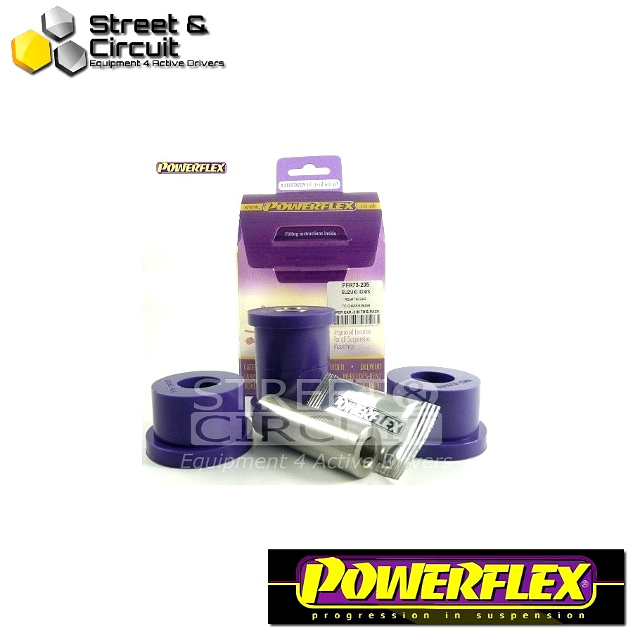 | ΑΡΙΘΜΟΣ ΣΧΕΔΙΟΥ 5 | - Powerflex ROAD *ΣΕΤ* Σινεμπλόκ - Matiz M100 & M150 (1998-2008) - Rear Tie Bar to Chassis Bush Code: PFR73-205