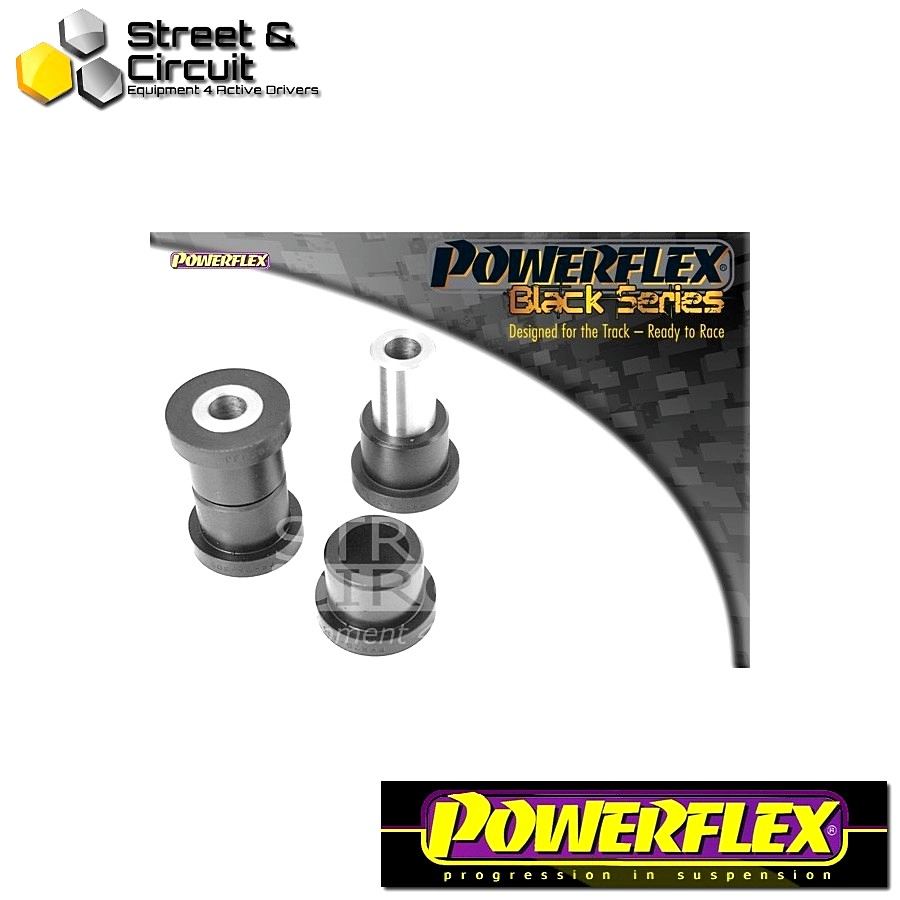 | ΑΡΙΘΜΟΣ ΣΧΕΔΙΟΥ 5 | - Powerflex BLACK SERIES *ΣΕΤ* Σινεμπλόκ - MR2 3S-FE/GE SW20 (1989-1999) - Rear Inner Track Control Arm Bush M12 Bolt Code: PFR76-305-12BLK