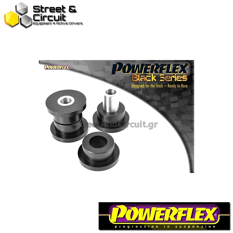 | ΑΡΙΘΜΟΣ ΣΧΕΔΙΟΥ 10 | - Powerflex BLACK SERIES *ΣΕΤ* Σινεμπλόκ - Supra 4 JZA80 (1993-2002) - Rear Track Control Arm Outer Bush Code: PFR76-610BLK