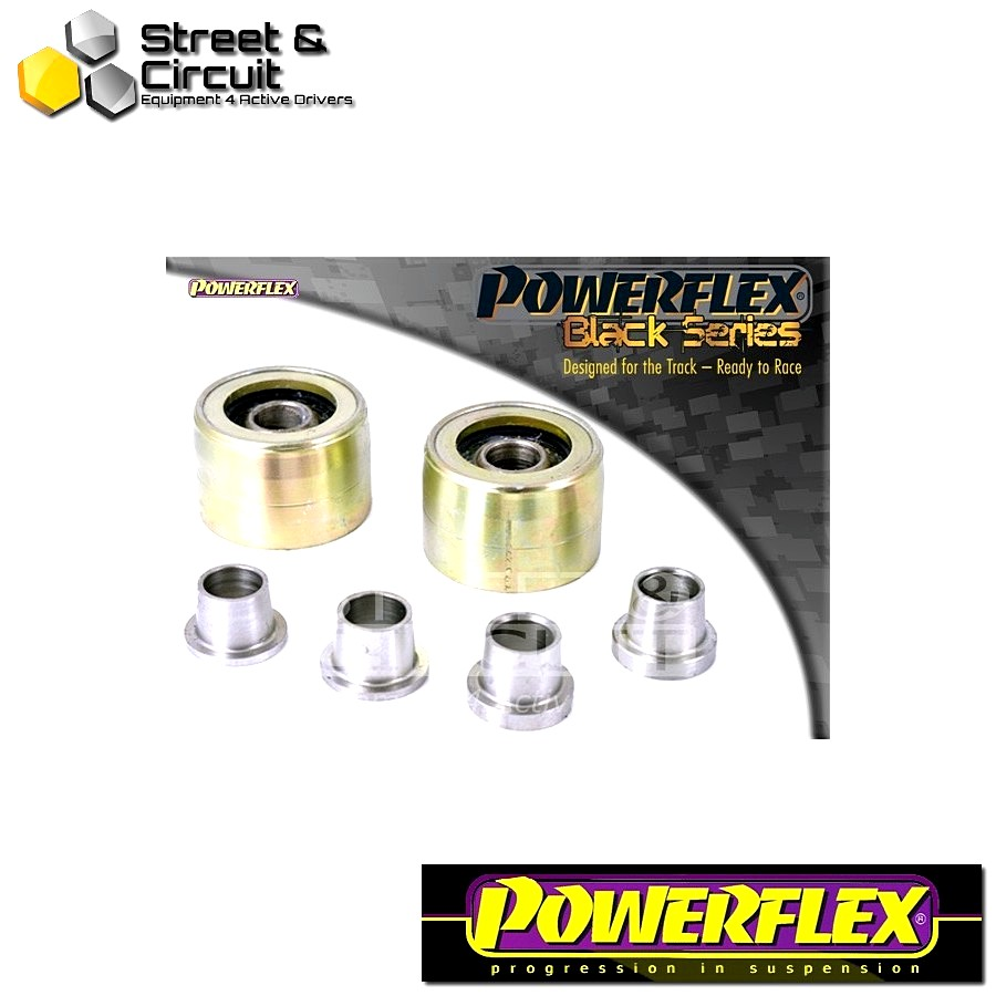 | ΑΡΙΘΜΟΣ ΣΧΕΔΙΟΥ 11 | - Powerflex BLACK SERIES *ΣΕΤ* Σινεμπλόκ - 9-3 (2002-on) - Rear Upper Arm Outer Bush Code: PFR80-1211BLK