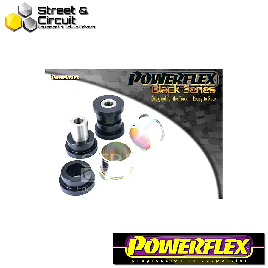 | ΑΡΙΘΜΟΣ ΣΧΕΔΙΟΥ 13 | - Powerflex BLACK SERIES *ΣΕΤ* Σινεμπλόκ - BLS (2005 - 2010) - Rear Toe Arm Inner Bush Code: PFR80-1213BLK