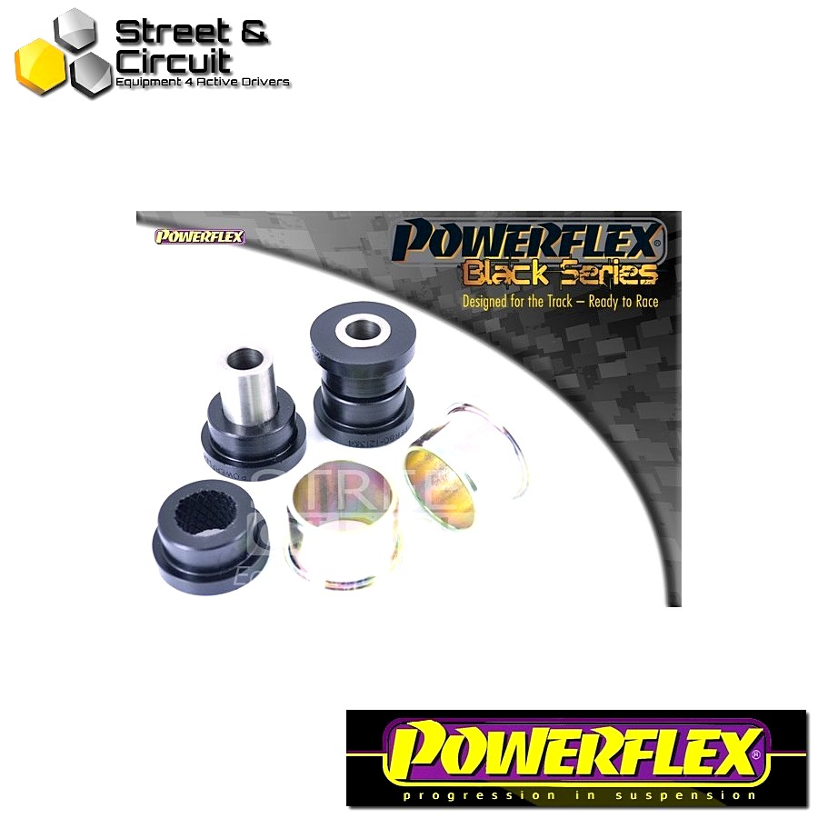 | ΑΡΙΘΜΟΣ ΣΧΕΔΙΟΥ 14 | - Powerflex BLACK SERIES *ΣΕΤ* Σινεμπλόκ - Croma (2005 - 2011) - Rear Toe Arm Outer Bush Code: PFR80-1214BLK