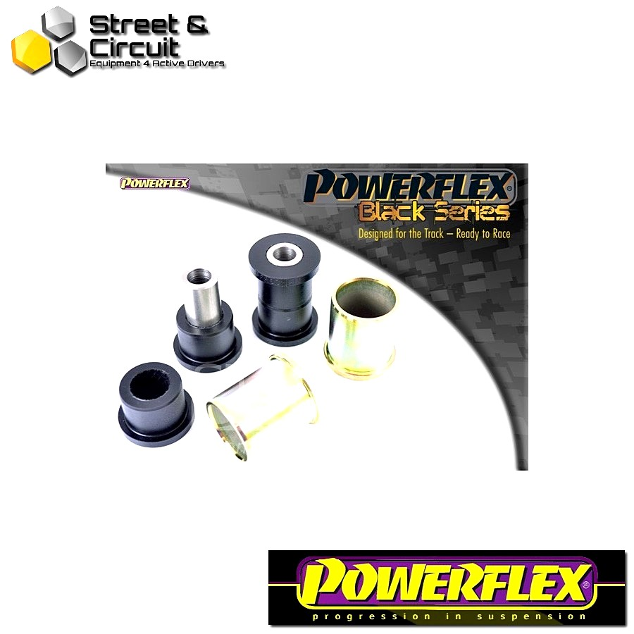 | ΑΡΙΘΜΟΣ ΣΧΕΔΙΟΥ 16 | - Powerflex BLACK SERIES *ΣΕΤ* Σινεμπλόκ - BLS (2005 - 2010) - Rear Lower Arm Inner Bush Code: PFR80-1216BLK