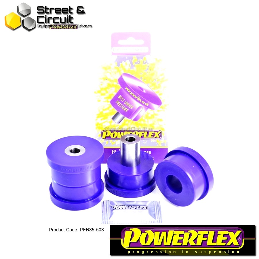 | ΑΡΙΘΜΟΣ ΣΧΕΔΙΟΥ 8 | - Powerflex ROAD *ΣΕΤ* Σινεμπλόκ - Octavia Mk2 1Z (2004-) - Rear Tie Bar to Chassis Front Bush Code: PFR85-508