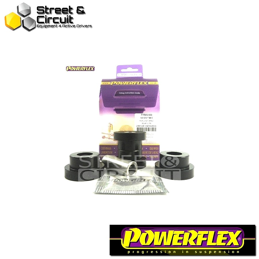 | ΑΡΙΘΜΟΣ ΣΧΕΔΙΟΥ 9 | - Powerflex ROAD *ΣΕΤ* Σινεμπλόκ - Altea 5P (2004-) - Rear Lower Spring Mount Outer Code: PFR85-509