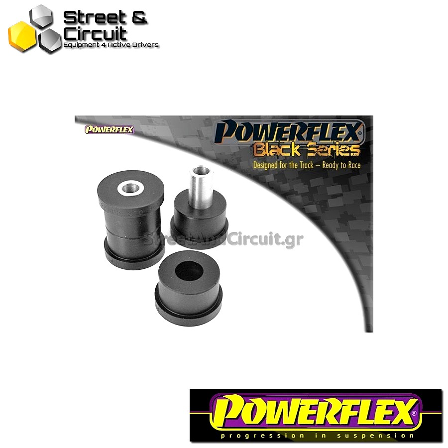 | ΑΡΙΘΜΟΣ ΣΧΕΔΙΟΥ 10 | - Powerflex BLACK SERIES *ΣΕΤ* Σινεμπλόκ - Altea 5P (2004-) - Rear Lower Spring Mount Inner Code: PFR85-510BLK