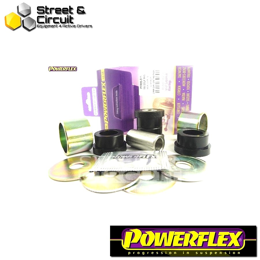 | ΑΡΙΘΜΟΣ ΣΧΕΔΙΟΥ 11 | - Powerflex ROAD *ΣΕΤ* Σινεμπλόκ - Octavia Mk2 1Z (2004-) - Rear Lower Link Outer Bush Code: PFR85-511