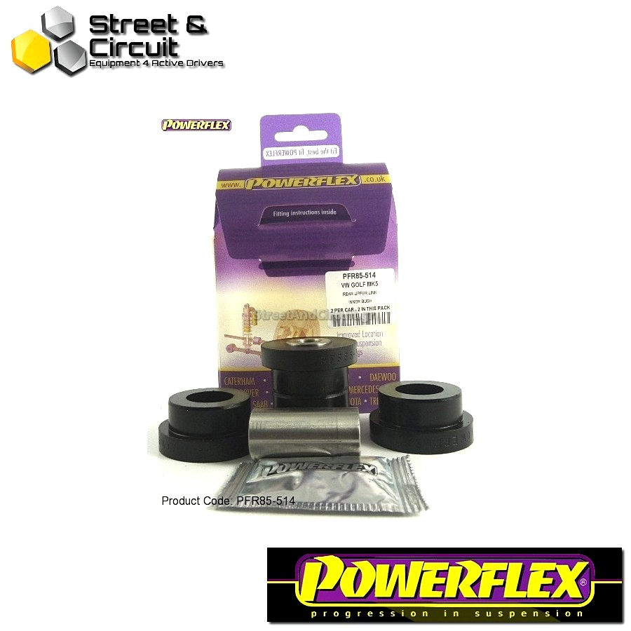 | ΑΡΙΘΜΟΣ ΣΧΕΔΙΟΥ 14 | - Powerflex ROAD *ΣΕΤ* Σινεμπλόκ - Altea 5P (2004-) - Rear Upper Link Inner Bush Code: PFR85-514