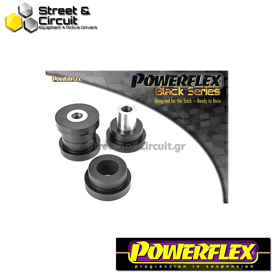 | ΑΡΙΘΜΟΣ ΣΧΕΔΙΟΥ 14 | - Powerflex BLACK SERIES *ΣΕΤ* Σινεμπλόκ - Altea 5P (2004-) - Rear Upper Link Inner Bush Code: PFR85-514BLK