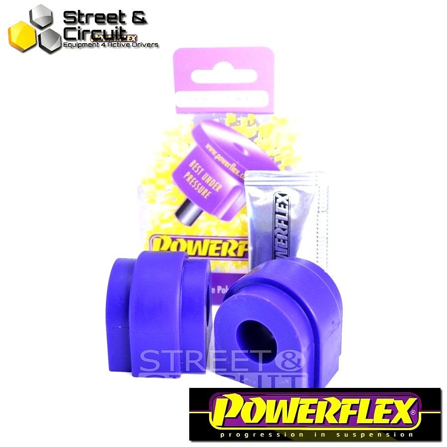 | ΑΡΙΘΜΟΣ ΣΧΕΔΙΟΥ 15 | - Powerflex ROAD *ΣΕΤ* Σινεμπλόκ - Octavia Mk2 1Z (2004-) - Rear Anti Roll Bar Bush 20.7mm Code: PFR85-515-20.7