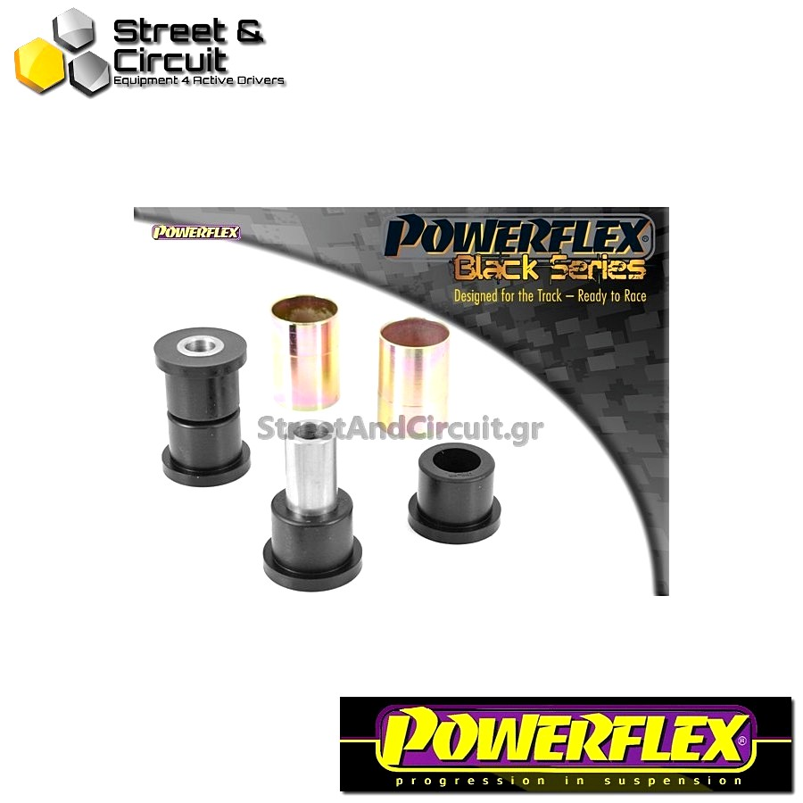 | ΑΡΙΘΜΟΣ ΣΧΕΔΙΟΥ 7 | - Powerflex BLACK SERIES *ΣΕΤ* Σινεμπλόκ - S40 (2004 onwards) - Rear Track Control Arm Inner Bush Code: PFR88-307BLK