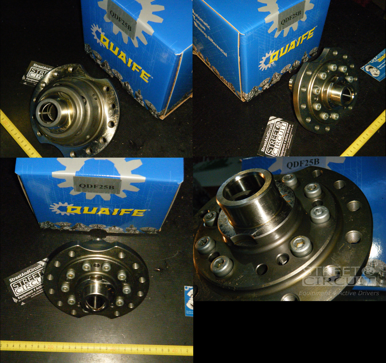Astra VXR / Opel M32 Quaife ATB Μπλοκέ Διαφορικό/Limited Slip Diff – *WITHOUT* Bearings