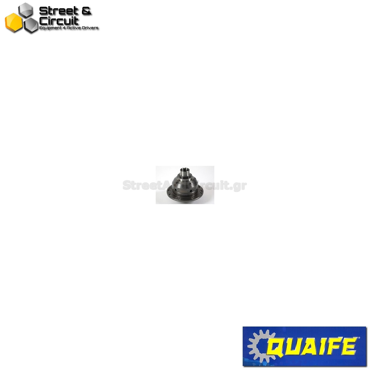 Ford Fiesta BC Quaife ATB Μπλοκέ Διαφορικό/Limited Slip Diff