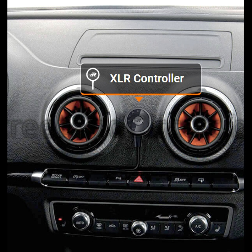 Adjustable Throttle Response | VW Golf V (2003 - 2009) 2.0 GTI (200 HP/ 147 kW) - RaceChip |XLR| 7 SETTINGS