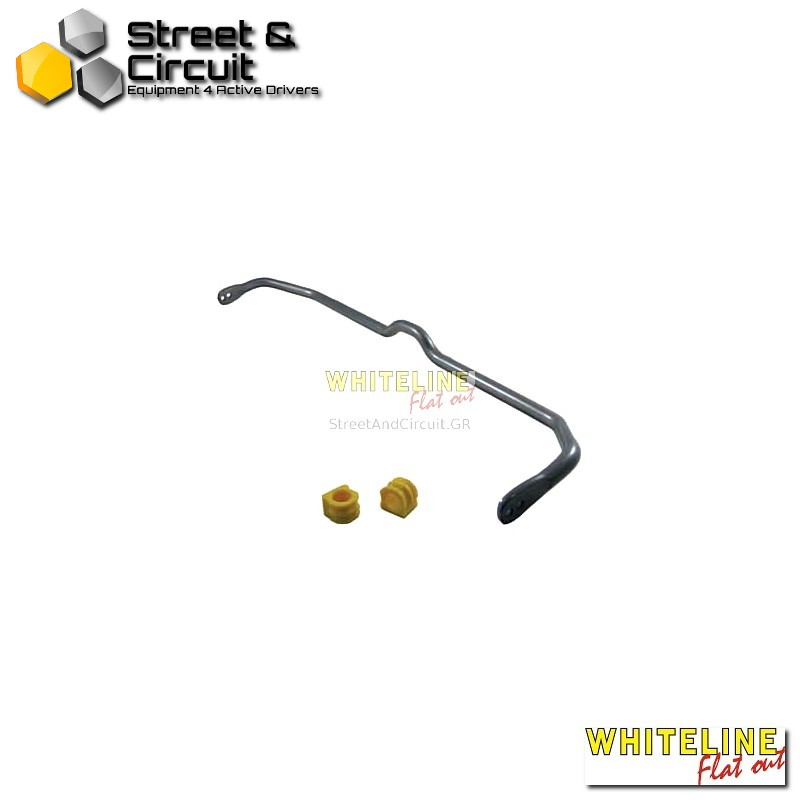 Audi S3 Gen I Typ 8L 99-03 turbo awd - Whiteline Swaybar-24mm x h/duty Blade Adjustable, *Front - Ζαμφόρ/Anti-Roll Bar