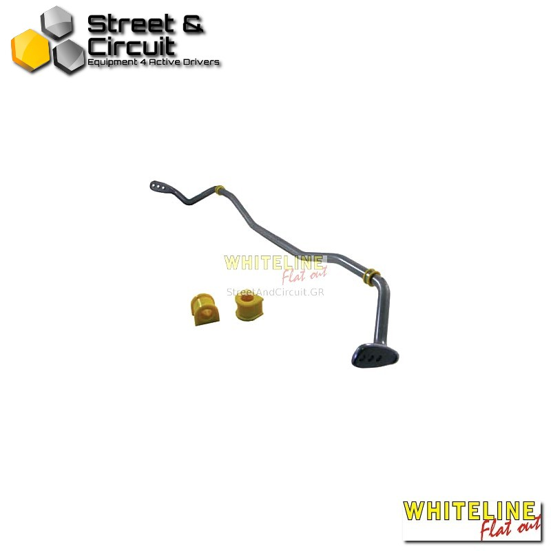 Audi S3 Gen I Typ 8L 99-03 turbo awd - Whiteline Swaybar 22mm x h/duty Blade adjustable, *Rear - Ζαμφόρ/Anti-Roll Bar